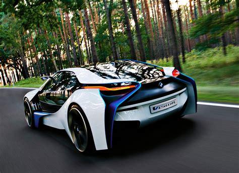 Bmw Vision Debuts At Frankfurt Motor Show
