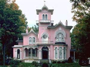 Pink House Photo by Great House Interior Pink House