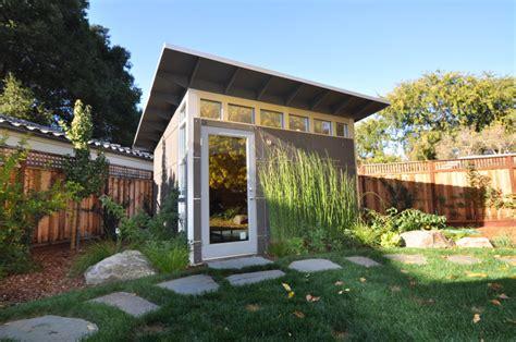 green houses kits prefab backyard rooms studios storage home office