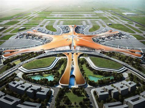 Neuer Flughafen Peking by New Beijing Airport To Feature Underground Bullet