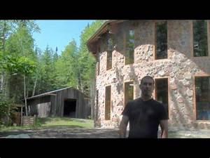 Une Corde De Bois : biob tir et la maison en bois cord de s bastien demers ~ Melissatoandfro.com Idées de Décoration