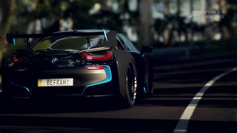 Bmw I8, Supercars, Forza Horizon 3, Sports Car