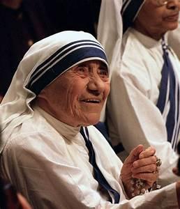 Mother Teresa's Canonization: Controversy Mars Nun's Work ...