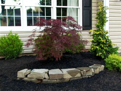 easy front yard landscaping plans diy easy landscaping ideas with low budget