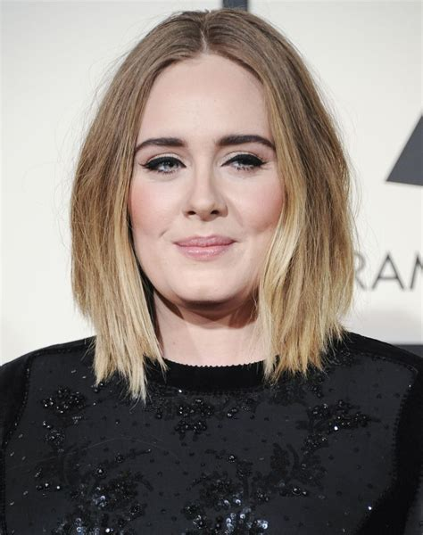 25 best ideas about adele hair on