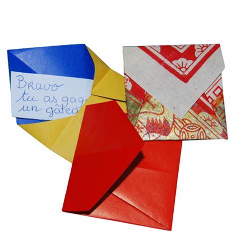 Enveloppe En Origami Enveloppe Origami T 234 Te 224 Modeler