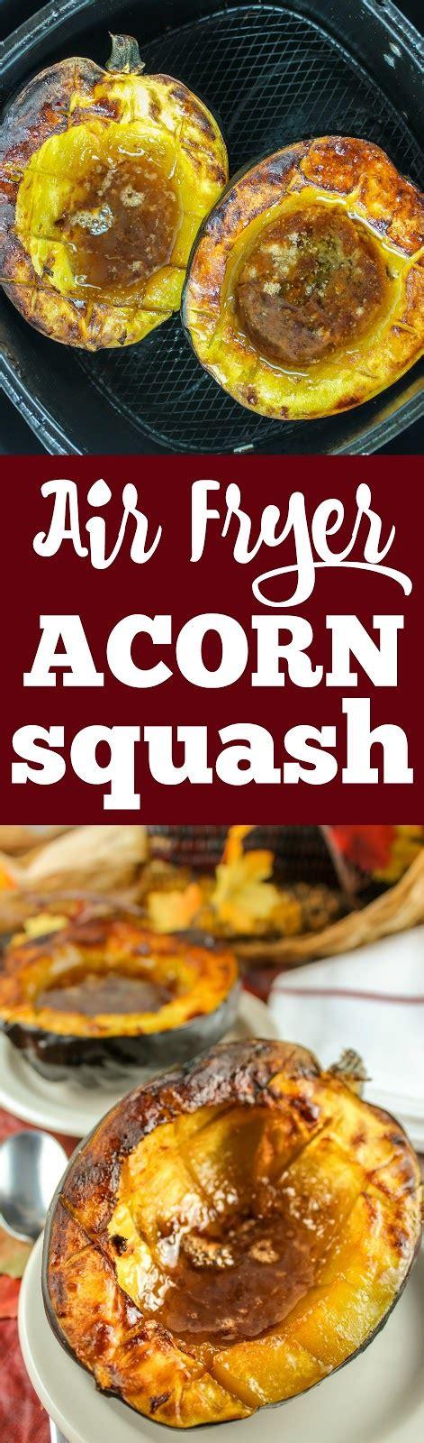 air squash acorn fryer easy recipes recipe thefoodhussy dad did hussy fry