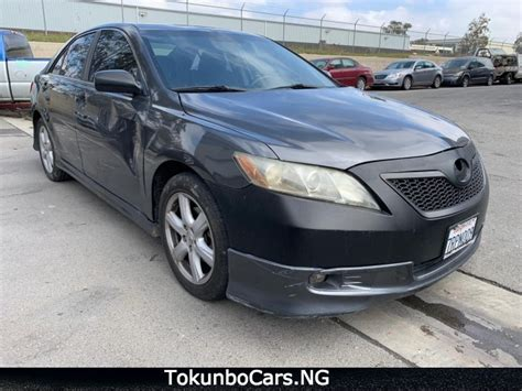 2008 Toyota Camry Sports Edition by 2008 Toyota Camry Sport Edition Tokunbocars Ng Nigeria