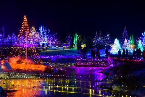 festival of lights new haven best places to see christmas lights in new england new
