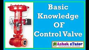 Control Valves Basic Knowledge