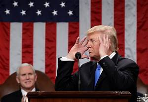 Why Donald Trump's State of the Union Was Wrong   Time