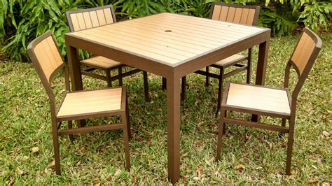 eco wood outdoor furniture gallery