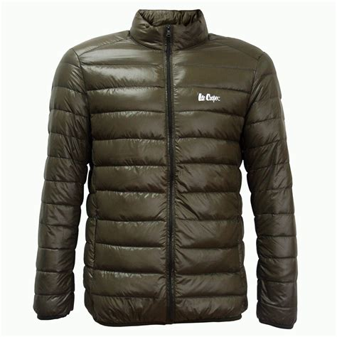 ultra light jacket s cooper ultra light jacket mens gents coat top
