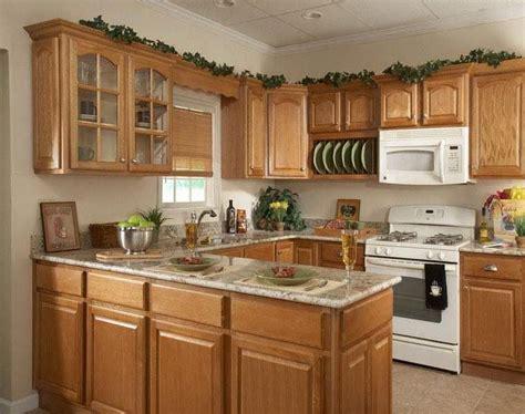 decoracion de cocinas  muebles de madera ideas