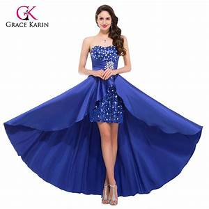 2017 Royal Blue Prom Dresses – Beautiful And Elegant ...