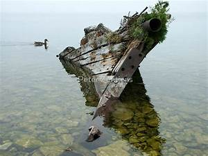 """""""Tobermory shipwreck"""" by Peter Zentjens Redbubble"""