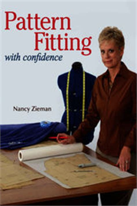 pattern fitting with confidence by zieman ebook