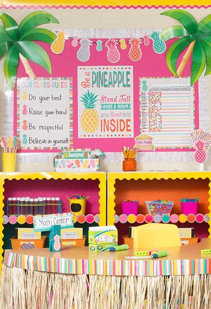great classroom decorating ideas the tropical punch classroom theme from created
