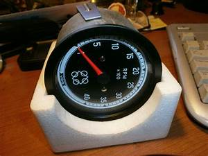 Sell Vdo Cockpit Series Diesel Or Marine Tachometer 0