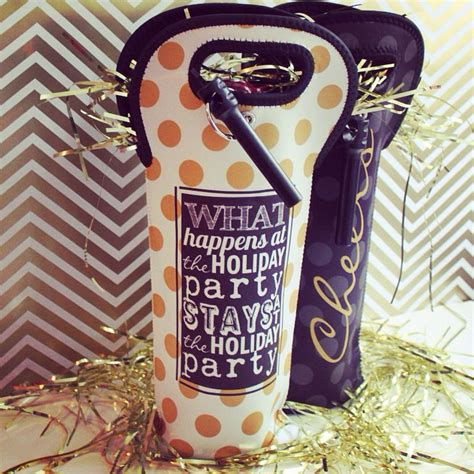 holiday wine bags great hostess gifts starting