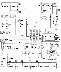 Wiring Diagram For 85 K5 Blazer