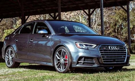2018 Audi S3 Manual Transmission Changes  Reviews, Specs