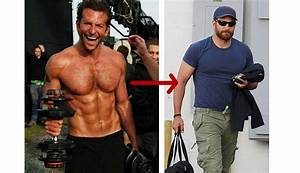 Bradley Cooper Gains 40lbs Of Muscle For American Sniper ...