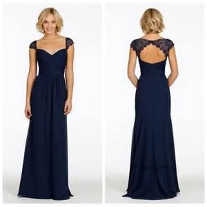 capped sleeve wedding dress 1000 idées sur le thème robes longues de demoiselle d 39 honneur sur robes de