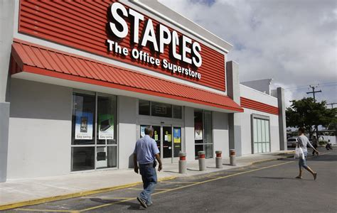 starboard urges staples merger with office depot la times