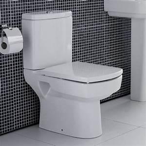 Wc Mit Spülkasten : basic ondo stand wc mit keramik sp lkasten ~ A.2002-acura-tl-radio.info Haus und Dekorationen