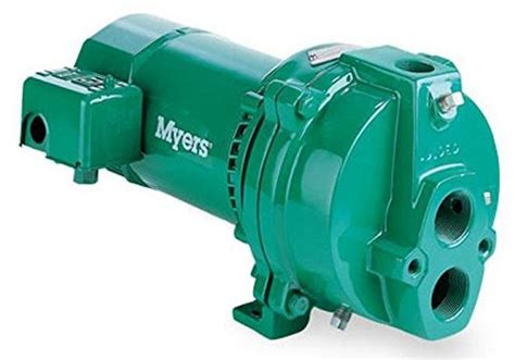 Hj50d 1/2hp Deep Well Jet Pump