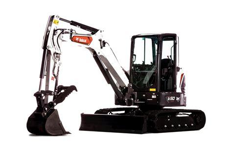 bobcat   increase performance  launch    series excavator lineup video