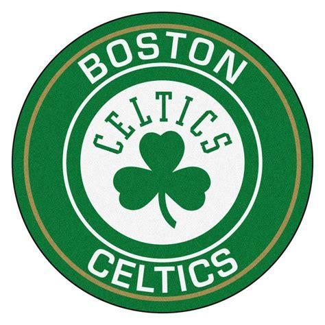 FANMATS NBA Boston Celtics Green 2 ft. 3 in. x 2 ft. 3 in