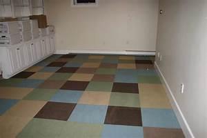 Bring Basement Floor Covering More Vivid HomesFeed