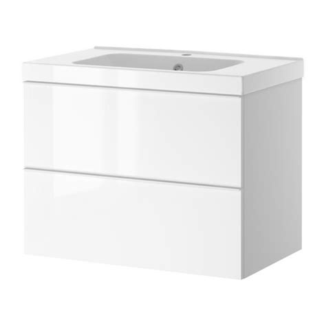 ikea bathroom vanities with drawers godmorgon odensvik sink cabinet with 2 drawers high