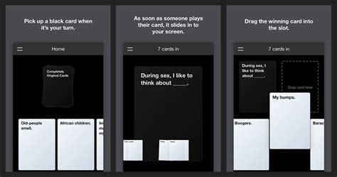 Play dirty cards against your friends to beat them! You Can Now Play Cards Against Humanity Online With Anyone For Free   Cards against humanity ...