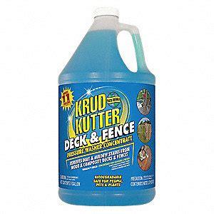 krud kutter deck  fence cleaner galbottle mp