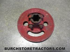 Pto Drive Pulley For Sickle Bar Mower For Farmall 140  130