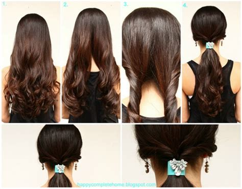 hairstyles easy    home