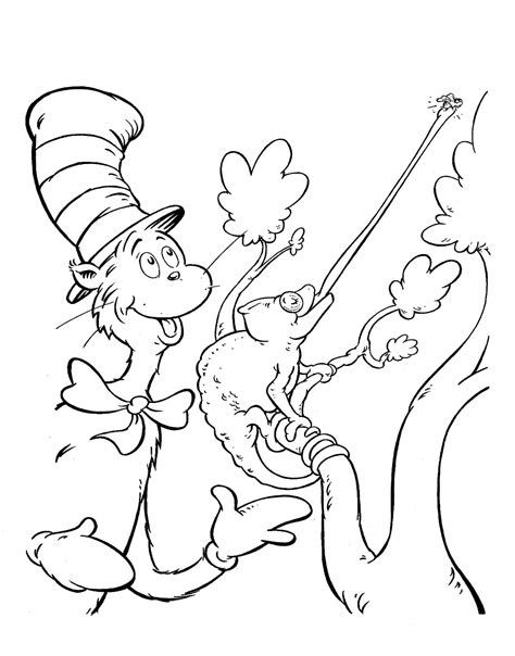 Man In The Yellow Hat Coloring Pages