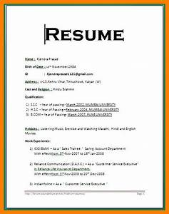 resume format word f resume With is there a resume template in word