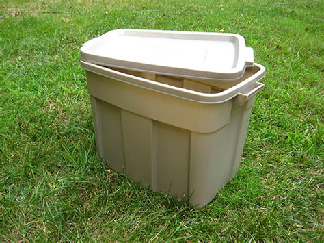 How To Make A $10 Diy Compost Bin  Young House Love