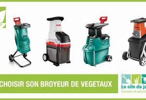 Broyeur De Végétaux Comparatif : le site du jardinier ~ Dailycaller-alerts.com Idées de Décoration