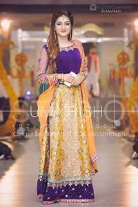 You Must See Latest Mehndi Dress Pakistani Fashion 2017-18