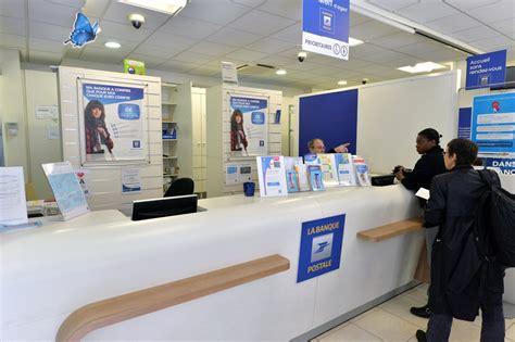 bureau banque postale bureau de poste guichet la banque postale le groupe la