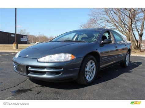 Dodge Intrepid 2001 by Steel Blue Pearlcoat 2001 Dodge Intrepid Se Exterior Photo