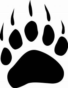 Animal Paw Prints Pictures - ClipArt Best