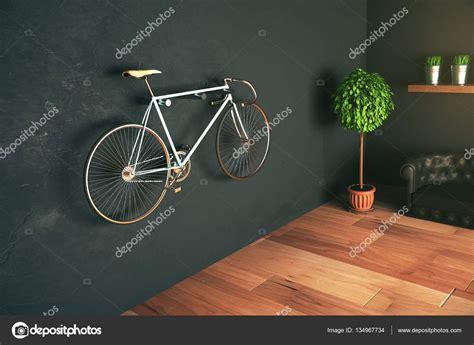 Fahrrad An Die Wand Hängen by Fahrrad An Der Wand H 228 Ngen Stockfoto 169 Peshkov 134967734