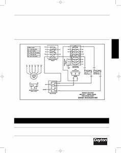 Dayton 3yb72-3yb99  3ye10-3ye15 Operating Instructions And Parts Manual Download