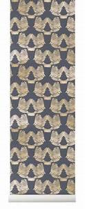 Papier Peint Bleu Foncé : papier peint achat vente de papier pas cher ~ Melissatoandfro.com Idées de Décoration